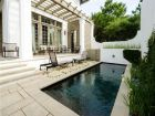 Close to beach home with pool in Rosemary Beach, Florida