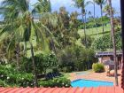 Pool, garden & golf course view condo in Lahaina, Hawaii
