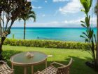 Ocean front vacation condo in Lahaina