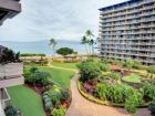 Ocean view vacation condo in Lahaina, Hawaii