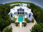 Luxury Captiva vacation rental home with beach across the street & pool in Captiva Island, Florida