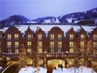 Walk to slopes hotel room in Aspen, Colorado