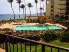 Kihei, Hawaii rental condo with pool & ocean view