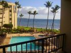 Ocean & pool view vacation condo in Kihei, Hawaii