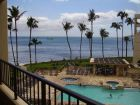 Pool & ocean view condo in Kihei, Hawaii