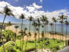 Kihei, Hawaii vacation rental on beach