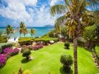 Sea front stunning home for rent in Anguilla, Caribbean