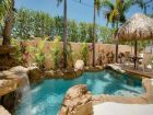 Close to beach rental home with pool in Anna Maria, Florida