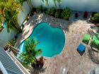 Close to beach home with private pool in Holmes Beach, Florida