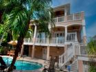 Canalside Home with Pool & Spa in Anna Maria, Florida