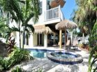 Walk to Beach Home with Pool & Spa in Holmes Beach, Florida
