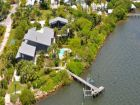 Bay Front Home with Boat Dock & Lift in Anna Maria, Florida