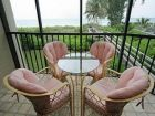 Screened Balcony with Comfy Fuirniture