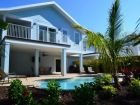 Walk to Beach Rental Duplex with Pool in Holmes Beach, Florida