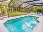 Luxury Vacation Home with Caged Pool in Captiva, Florida