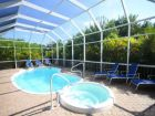 Private Caged Pool & Spa