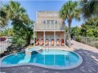 Steps to Beach Home with Pool in Destin, Florida