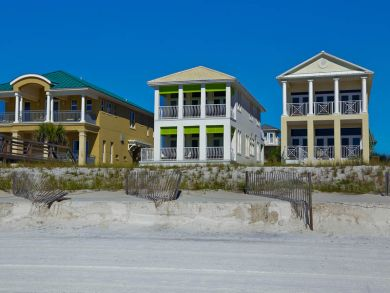 gulf front vacation home in destin florida
