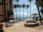 Lahaina rental studio with pool & hot tub