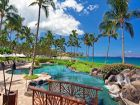 Wailea villas for rent with shared pools