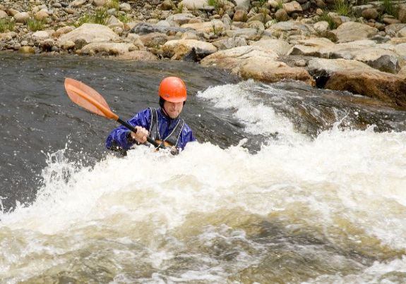 White water Rafting in Vail