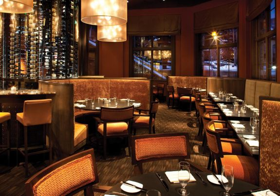 Make reservations at the Sebastian in Vail