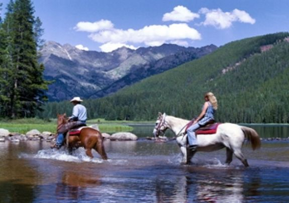 Vail Colorado Horse Riding