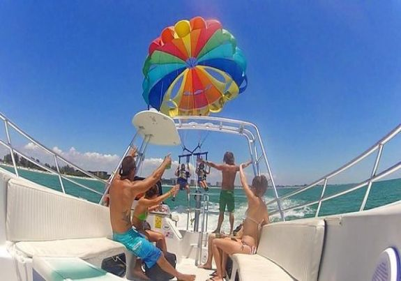 Parasail in Destin