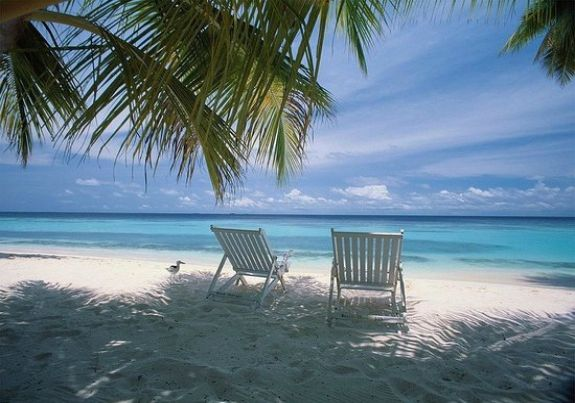 Anna Maria Island Beaches Chairs