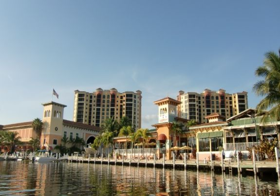 Water Front Rentals at Cape Coral