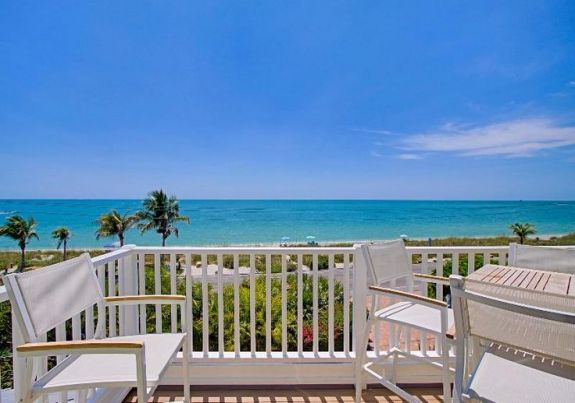 Captiva Vacation Rentals with a view of the Ocean