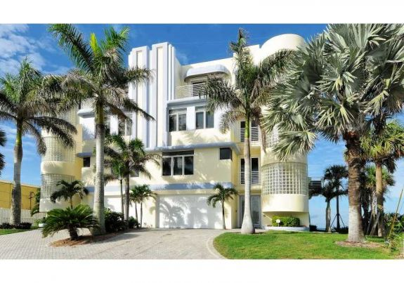 Marco Island Luxury Rental Home Contemporary