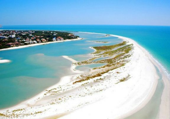 Tigertail Beach on Marco Island