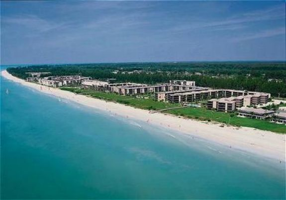 Sanibel Condos for rent along the beach