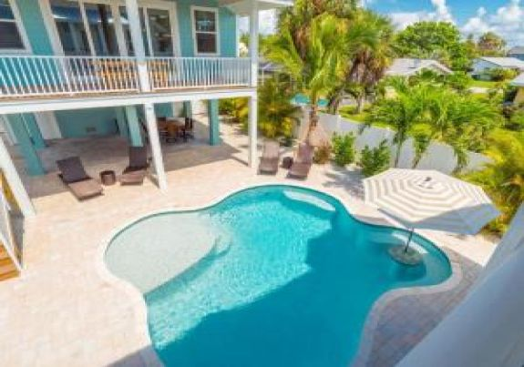 Sanibel Rentals with pools