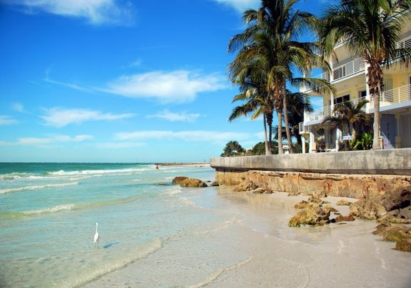 siesta key beachfront condo on gulf