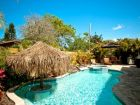 Rental home with private pool & hot tub in Holmes Beach, Florida