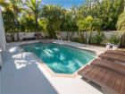 North End Anna Maria Rental  Sleeps 8 private heated  pool
