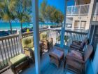 Anna Maria Island Rental with Full Gulf View - From Balcony with chairs