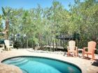 Anna Maria, Florida rental home with private pool