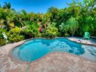 Holmes Beach Vacation Rental Tropical Landscaping