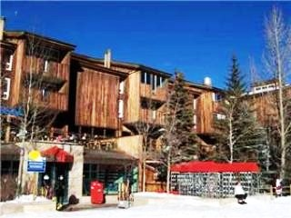 2 bedroom ski in ski out vacation rental sleeps 6 lionshead for Cabin rentals near vail colorado