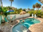 4 Bedroom pool  north Anna Maria rental