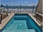 Splash Pool on Balcony