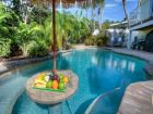 Tropical Grounds 3 Bedroom Vacation Rental Duplex! Pool!