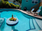Anna Maria Island Value Vacation Rental- Tiki Pool