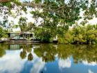 Lake Front Home in Holmes Beach, Florida