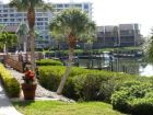 Canal View Vacation Condo Close to Beach in Siesta Key, Florida