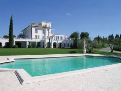 ... Luxury Vacation Country Villa With Pool In Bracciano Lake, Rome, Italy  ...