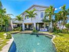 One Block to Beach Home with Pool in Anna Maria, Florida